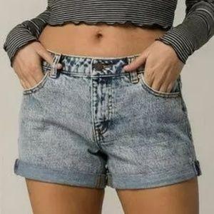 Volcom Brand Jeans BoyFriend Fit Sz 29